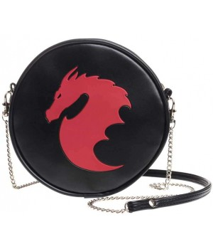Dragon Round Shoulder Bag Cosplay Costume Closet Halloween Shop Halloween Cosplay Costumes | Kids, Adult & Plus Size Halloween Costumes