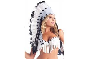 Feather Headdresses Cosplay Costume Closet Halloween Shop Halloween Cosplay Costumes | Kids, Adult & Plus Size Halloween Costumes