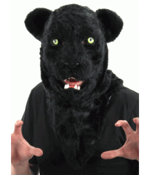 Black Panther Mouth Mover Mask Cosplay Costume Closet Halloween Shop Halloween Cosplay Costumes | Kids, Adult & Plus Size Halloween Costumes