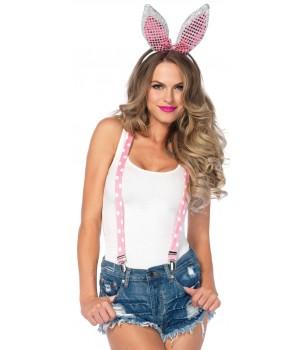 Bunny Sparkle Costume Set Cosplay Costume Closet Halloween Shop Halloween Cosplay Costumes | Kids, Adult & Plus Size Halloween Costumes