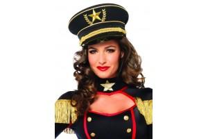Military Hats & Helmets Cosplay Costume Closet Halloween Shop Halloween Cosplay Costumes | Kids, Adult & Plus Size Halloween Costumes