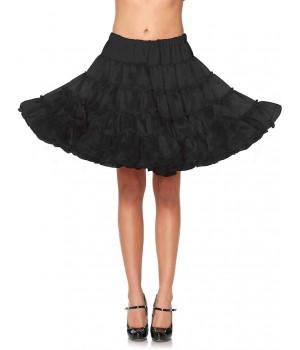 Knee Length Deluxe Crinoline Petticoat Cosplay Costume Closet Halloween Shop Halloween Cosplay Costumes   Kids, Adult & Plus Size Halloween Costumes