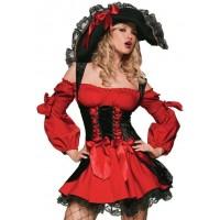 Vixen Pirate Adult Costume