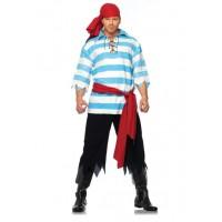 Pillaging Pirate Adult Mens Costume Set