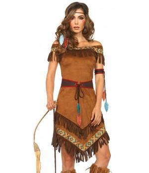 Native Princess Womens Halloween Costume Cosplay Costume Closet Halloween Shop Halloween Cosplay Costumes | Kids, Adult & Plus Size Halloween Costumes