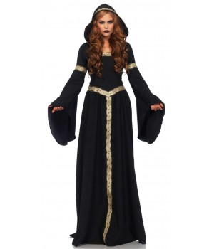 Celtic Lady Hooded Womens Halloween Costume Cosplay Costume Closet Halloween Shop Halloween Cosplay Costumes | Kids, Adult & Plus Size Halloween Costumes