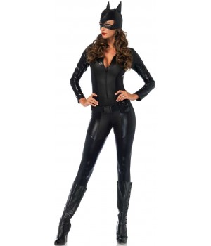 Captivating Crime Fighter Womens Halloween Costume Cosplay Costume Closet Halloween Shop Halloween Cosplay Costumes | Kids, Adult & Plus Size Halloween Costumes