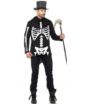 Bone Daddy Mens Halloween Costume Cosplay Costume Closet Halloween Shop Halloween Cosplay Costumes | Kids, Adult & Plus Size Halloween Costumes