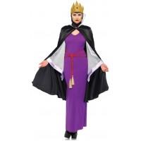 Deadly Dark Queen Halloween Costume
