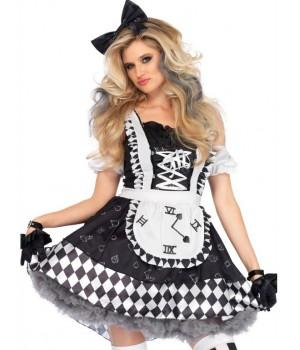 Wonderland Alice Costume Dress for Women Cosplay Costume Closet Halloween Shop Halloween Cosplay Costumes | Kids, Adult & Plus Size Halloween Costumes