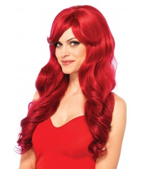Extra Long Wavy Wig Cosplay Costume Closet Halloween Shop Halloween Cosplay Costumes | Kids, Adult & Plus Size Halloween Costumes
