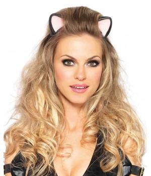 Latex Kitty Kat Ear Headband Cosplay Costume Closet Halloween Shop Halloween Cosplay Costumes | Kids, Adult & Plus Size Halloween Costumes