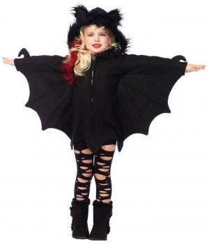 Cozy Bat Children's Halloween Costume Cosplay Costume Closet Halloween Shop Halloween Cosplay Costumes   Kids, Adult & Plus Size Halloween Costumes