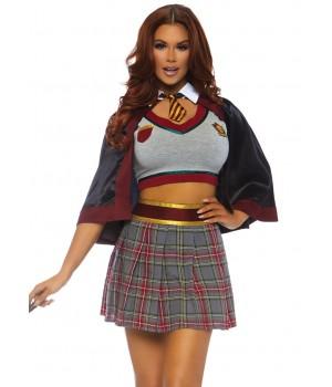 Spellbinding School Girl Costume Cosplay Costume Closet Halloween Shop Halloween Cosplay Costumes | Kids, Adult & Plus Size Halloween Costumes