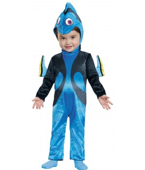 Dory Finding Nemo Toddler Costume - 12-18 Months Cosplay Costume Closet Halloween Shop Halloween Cosplay Costumes | Kids, Adult & Plus Size Halloween Costumes