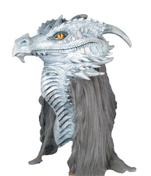Ancient Frost Dragon Premiere Mask Cosplay Costume Closet Halloween Shop Halloween Cosplay Costumes | Kids, Adult & Plus Size Halloween Costumes