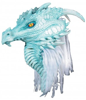 Artic Frost Dragon Premiere Mask Cosplay Costume Closet Halloween Shop Halloween Cosplay Costumes | Kids, Adult & Plus Size Halloween Costumes