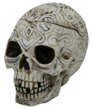 Celtic Skull Small Box Cosplay Costume Closet Halloween Shop Halloween Cosplay Costumes | Kids, Adult & Plus Size Halloween Costumes