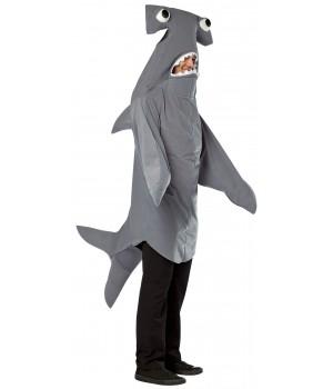 Hammerhead Shark Adult Costume Cosplay Costume Closet Halloween Shop Halloween Cosplay Costumes   Kids, Adult & Plus Size Halloween Costumes