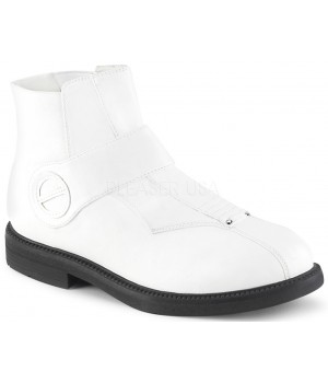 Clone White Stormtrooper Ankle Boots Cosplay Costume Closet Halloween Shop Halloween Cosplay Costumes | Kids, Adult & Plus Size Halloween Costumes