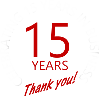 LABEShops celebrates 15 years in business in 2016