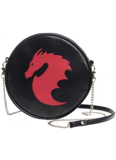 Dragon Round Shoulder Bag at Cosplay Costume Closet Halloween Shop, Halloween Cosplay Costumes | Kids, Adult & Plus Size Halloween Costumes