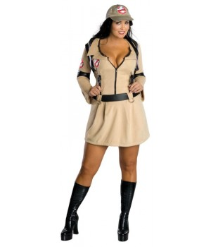 Ghostbusters Female Plus Size