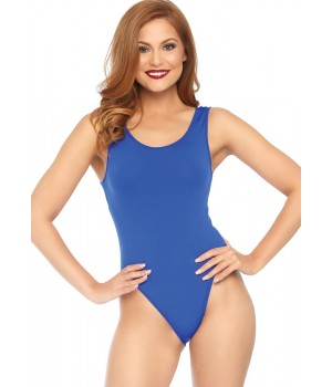 Body Suit Blue Ad Med Large