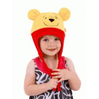 Disney Pooh Hoodie Hat for Kids