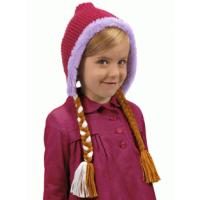 Disney Frozen Anna Hoodie Hat