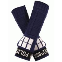 Doctor Who TARDIS Arm Warmers