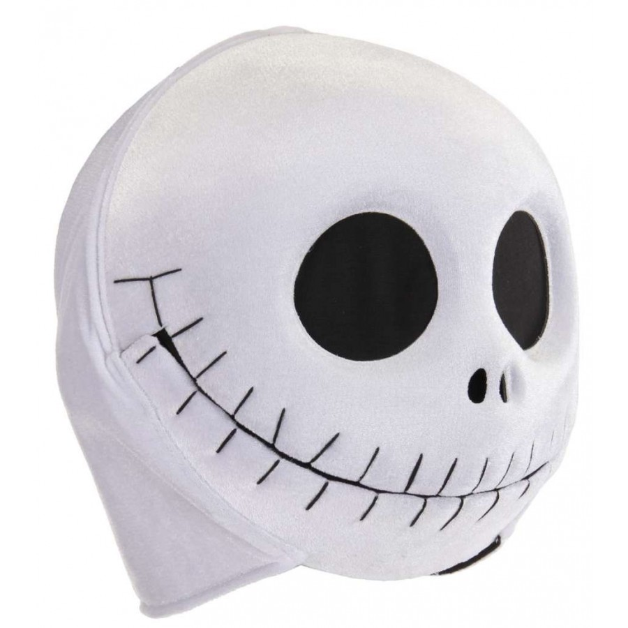 194307bb6d653 ... Jack Skellington Nighmare Before Christmas Mouth Mover Mask at Cosplay  Costume Closet Halloween Costume Shop
