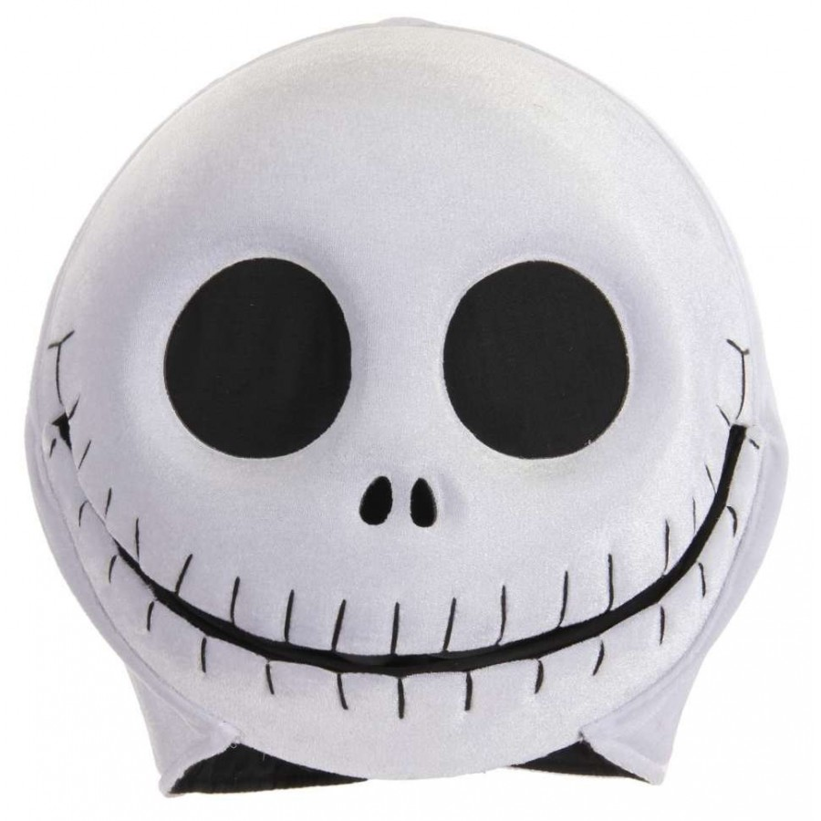 57addb2cfa9c3 Jack Skellington Nighmare Before Christmas Mouth Mover Mask at Cosplay  Costume Closet Halloween Costume Shop