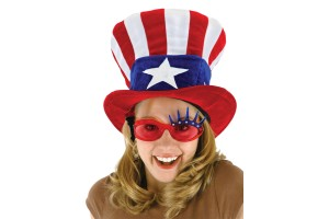 Patriotic Hats Cosplay Costume Closet Halloween Shop Halloween Cosplay Costumes | Kids, Adult & Plus Size Halloween Costumes