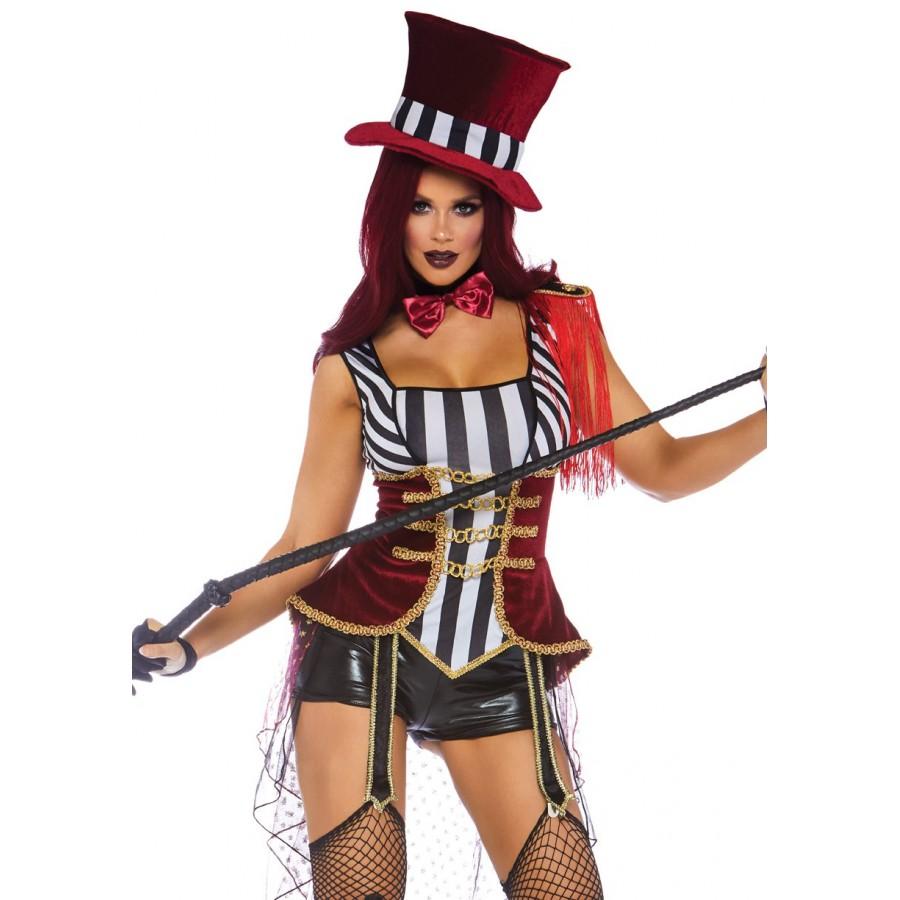 Daring Lion Tamer Womens Circus Costume at Cosplay Costume Closet Halloween Costume  Shop 54abfd938