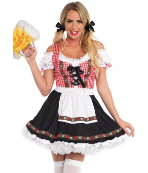 Octoberest Beer Garden Babe Cosplay Costume Closet Halloween Shop Halloween Cosplay Costumes | Kids, Adult & Plus Size Halloween Costumes