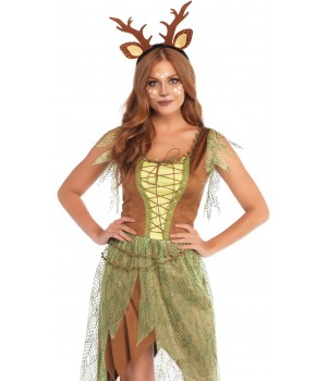 Woodland Fawn Womans Costume Cosplay Costume Closet Halloween Shop Halloween Cosplay Costumes | Kids, Adult & Plus Size Halloween Costumes