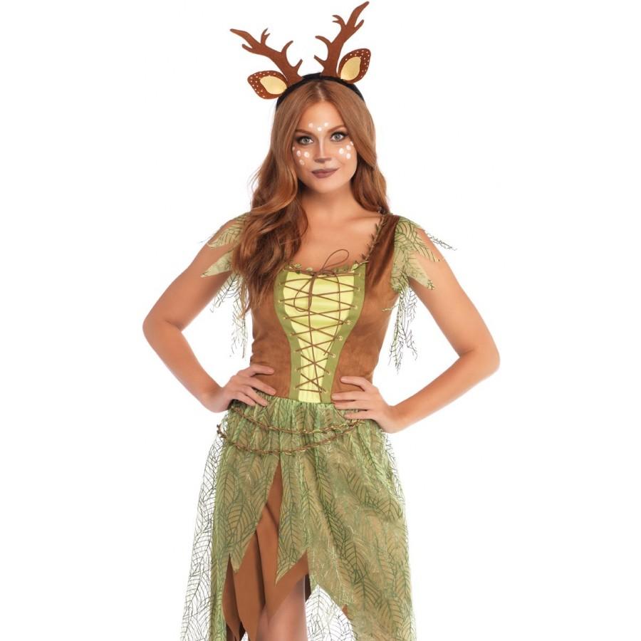 e1ec518e58d Woodland Fawn Womans Costume at Cosplay Costume Closet Halloween Costume  Shop