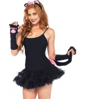 Pretty Kitty Costume Kit Cosplay Costume Closet Halloween Shop Halloween Cosplay Costumes | Kids, Adult & Plus Size Halloween Costumes