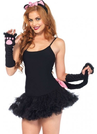 Pretty Kitty Costume Kit at Cosplay Costume Closet Halloween Shop, Halloween Cosplay Costumes | Kids, Adult & Plus Size Halloween Costumes