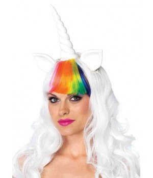 Unicorn Cosplay Costume Wig and Tail Set Cosplay Costume Closet Halloween Shop Halloween Cosplay Costumes | Kids, Adult & Plus Size Halloween Costumes
