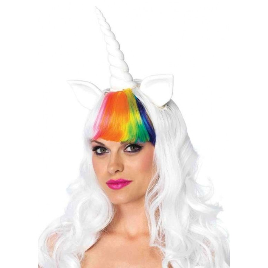 f4fdc451918a Unicorn Cosplay Costume Wig and Tail Set at Cosplay Costume Closet Halloween  Costume Shop, Halloween