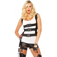 SWAT Body Harness with Phone Case