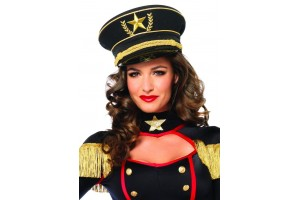 Military Hats & Helmets Cosplay Costume Closet Halloween Shop Halloween Cosplay Costumes | Kids, Adult & Plus Size Halloween Costumes