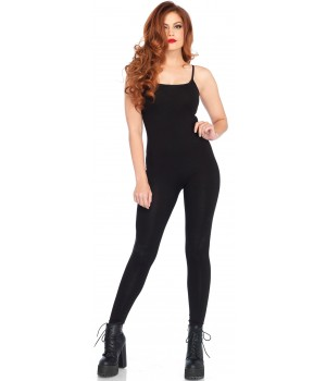 Basic Womens Unitard in Black Cosplay Costume Closet Halloween Shop Halloween Cosplay Costumes | Kids, Adult & Plus Size Halloween Costumes