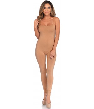 Basic Womens Unitard in Nude Cosplay Costume Closet Halloween Shop Halloween Cosplay Costumes | Kids, Adult & Plus Size Halloween Costumes