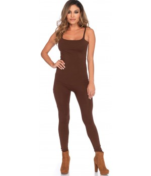 Basic Womens Unitard in Brown Cosplay Costume Closet Halloween Shop Halloween Cosplay Costumes | Kids, Adult & Plus Size Halloween Costumes