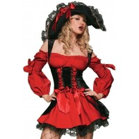 Vixen Pirate Adult Costume
