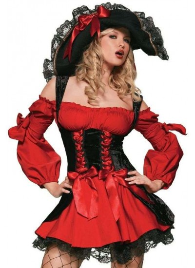Vixen Pirate Adult Costume at Cosplay Costume Closet Halloween Shop, Halloween Cosplay Costumes | Kids, Adult & Plus Size Halloween Costumes