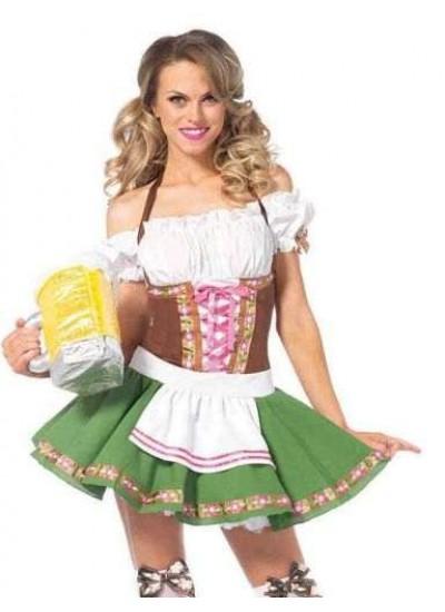 Gretchen Beerfest Hall Adult Womens Costume at Cosplay Costume Closet Halloween Shop, Halloween Cosplay Costumes | Kids, Adult & Plus Size Halloween Costumes